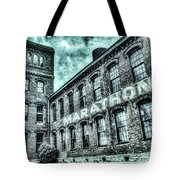 Marithon Car Manufacturing Facility In Nashville Tote Bag