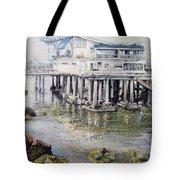 Maritim Club Castro Urdiales Tote Bag