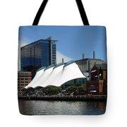 Maritime Baltimore Tote Bag