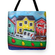 Maritime Special Tote Bag