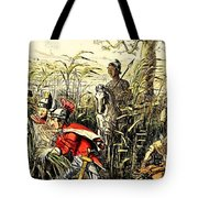 Marius Discovered In The Marshes At Minturn Tote Bag