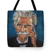 Albert Schweitzer Tote Bag