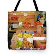 Market At Bensonhurst Brooklyn Ny 11 Tote Bag