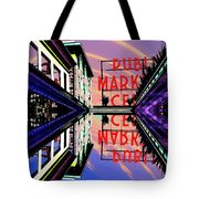 Market Entrance Tote Bag