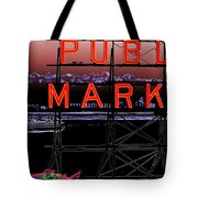 Market Ferry 2 Tote Bag