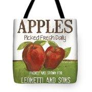 Market Fruit 2 Tote Bag