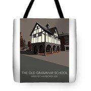 Market Harborough Grammar School Tote Bag