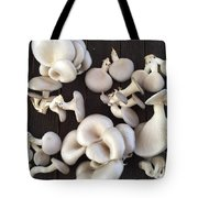 Market Mushrooms Tote Bag