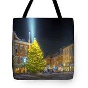 Market Square 025 Tote Bag