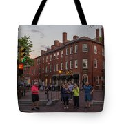 Market Square Tote Bag