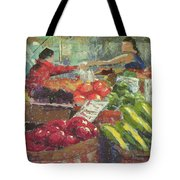 Market Stacker Tote Bag