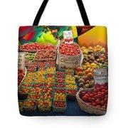 Market Still Life Tote Bag