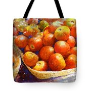 Market Tomatoes Tote Bag