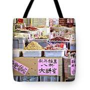 Market Way Tote Bag