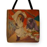 Market Women Tote Bag