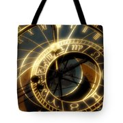 Marking Time Tote Bag