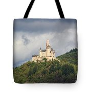 Marksburg Castle Tote Bag