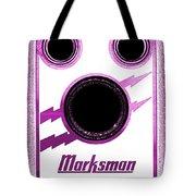 Marksman By Bernard Marks Tote Bag