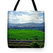 Marlborough Wine Country Tote Bag