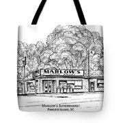 Marlows Market Tote Bag