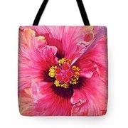 Maron's Hibiscus Tote Bag