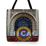Marquee Close Up Tote Bag