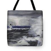 Marquette Channel Marker Tote Bag
