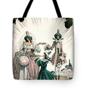 Marriage Of Candide Tote Bag