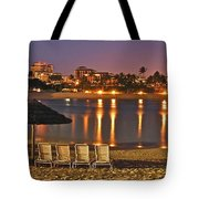 Marriott Lagoon Tote Bag