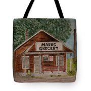 Marrs Country Grocery Store Tote Bag