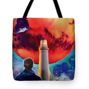 Mars Dreamer Tote Bag