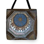 Marseille Cathedral St Mary Major Dome And Cupola Tote Bag