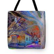 Marsh Berea Mb Church In Color Tote Bag