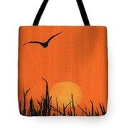 Marsh Home Tote Bag