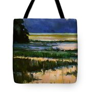 Marsh Jazz Tote Bag