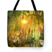 Willow Weep For Me Tote Bag