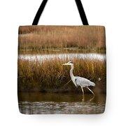 Marsh Wader Tote Bag