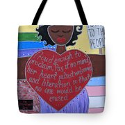Marsha P Johnson Tote Bag