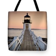 Marshal Point Glow Tote Bag by Susan Cole Kelly