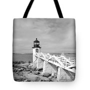 Marshal Point Light 1 Tote Bag
