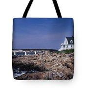 Marshall Point Light Tote Bag