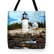 Marshall Point Reflection Tote Bag