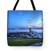 Marshall Point View Tote Bag
