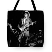 Marshall Tucker Winterland 1975 #2 Tote Bag