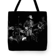 Marshall Tucker Winterland 1975 #21 Tote Bag