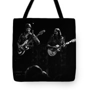 Marshall Tucker Winterland 1975 #36 Enhanced Bw Tote Bag