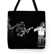 Marshall Tucker Winterland 1975 #7 Tote Bag