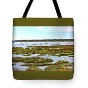 Marshlands Tote Bag
