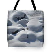 Marshmallow Rocks Tote Bag