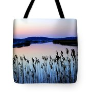 Marshy Twilight Tote Bag